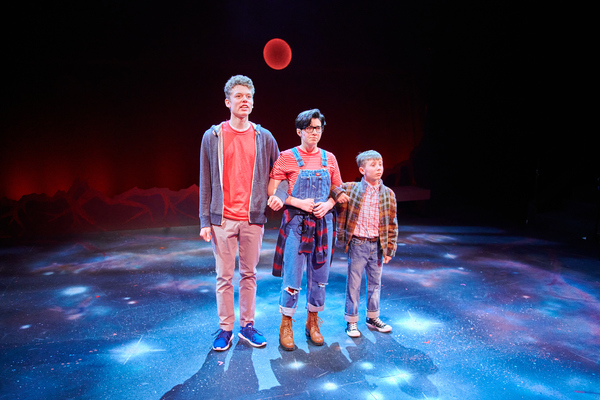Photo Flash: First Stage Presents A WRINKLE IN TIME
