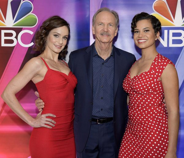 Photos: See Fran Drescher, Alex Newell and More in Photos from NBC's Mid-Season Press Junket