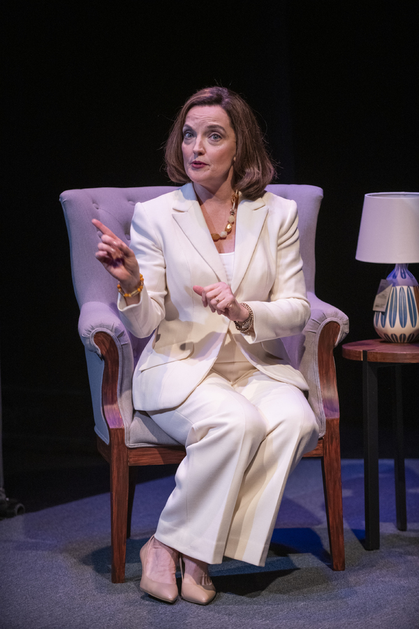 Photos: Orlagh Cassidy Stars as Nancy Pelosi in THE ADULT IN THE ROOM