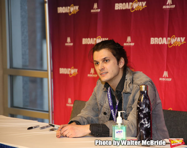 Photo Coverage: Kerry Butler, Alex Boniello, Tony Goldwyn and More Stop By BroadwayCon 2020