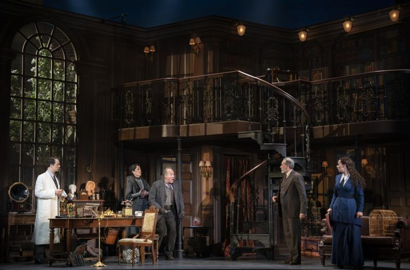 BWW Review: Sher Tinkers With MY FAIR LADY, Recalibrating Its Perfections