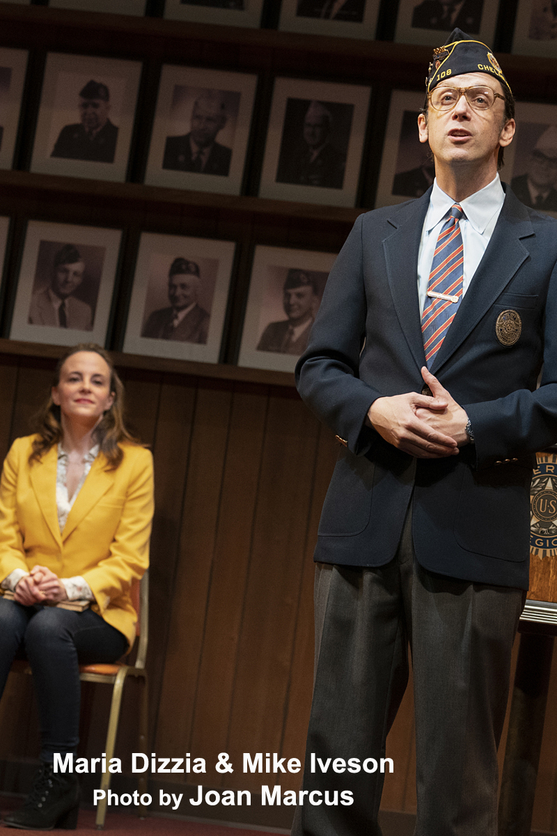 BWW Interview: Mike Iveson & WHAT Touring THE CONSTITUTION MEANS TO Him