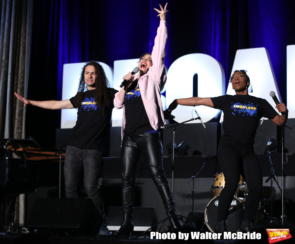 Photo Coverage: BroadwayCon Gives Fans a First Look at SIX, COMPANY, SING STREET, MRS. DOUBTFIRE, and More!