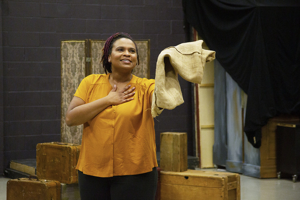 Photos: In Rehearsal With Titan Theatre Company's THE AFRICAN COMPANY PRESENTS: RICHARD III