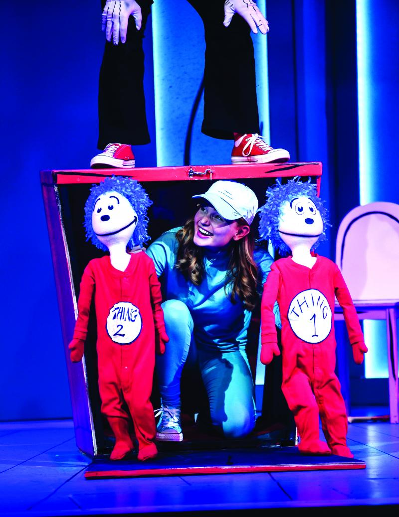 BWW Review: Lyric's THE CAT IN THE HAT is Engaging, Screen Free Entertainment for Kids