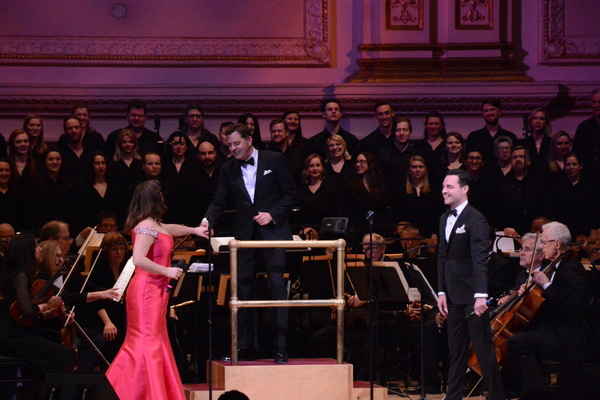 Photo Coverage: The New York Pops in FIND YOUR DREAM: THE SONGS OF RODGERS AND HAMMERSTEIN