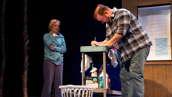 BWW Review: Portland Stage's ALMOST, MAINE is Pure Perfection