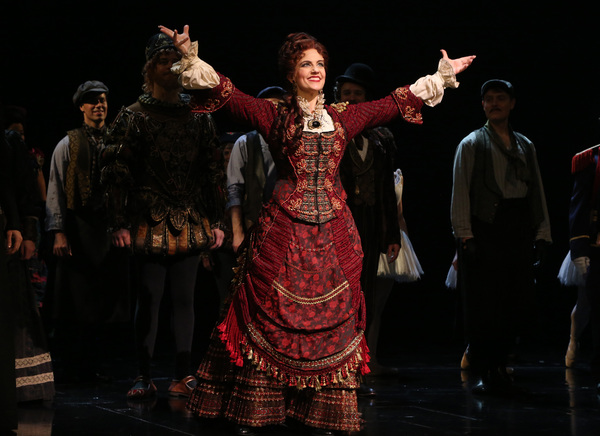 Photo Flash: THE PHANTOM OF THE OPERA Celebrates its 32nd Anniversary on Broadway