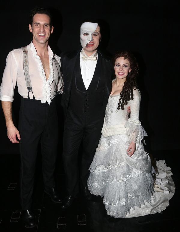 John Riddle, Meghan Picerno, and Ben Crawford Photo
