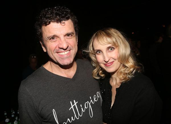 Bradley Dean and Jessica Radetsky  Photo