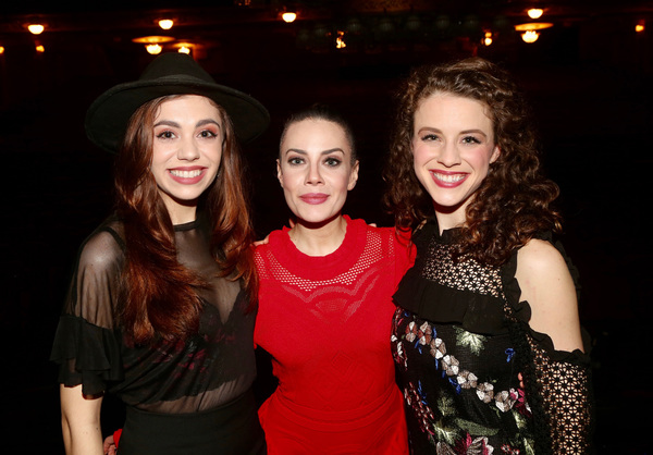 Kaley Ann Voorhees, Meghan Picerno and Eryn LeCroy  Photo