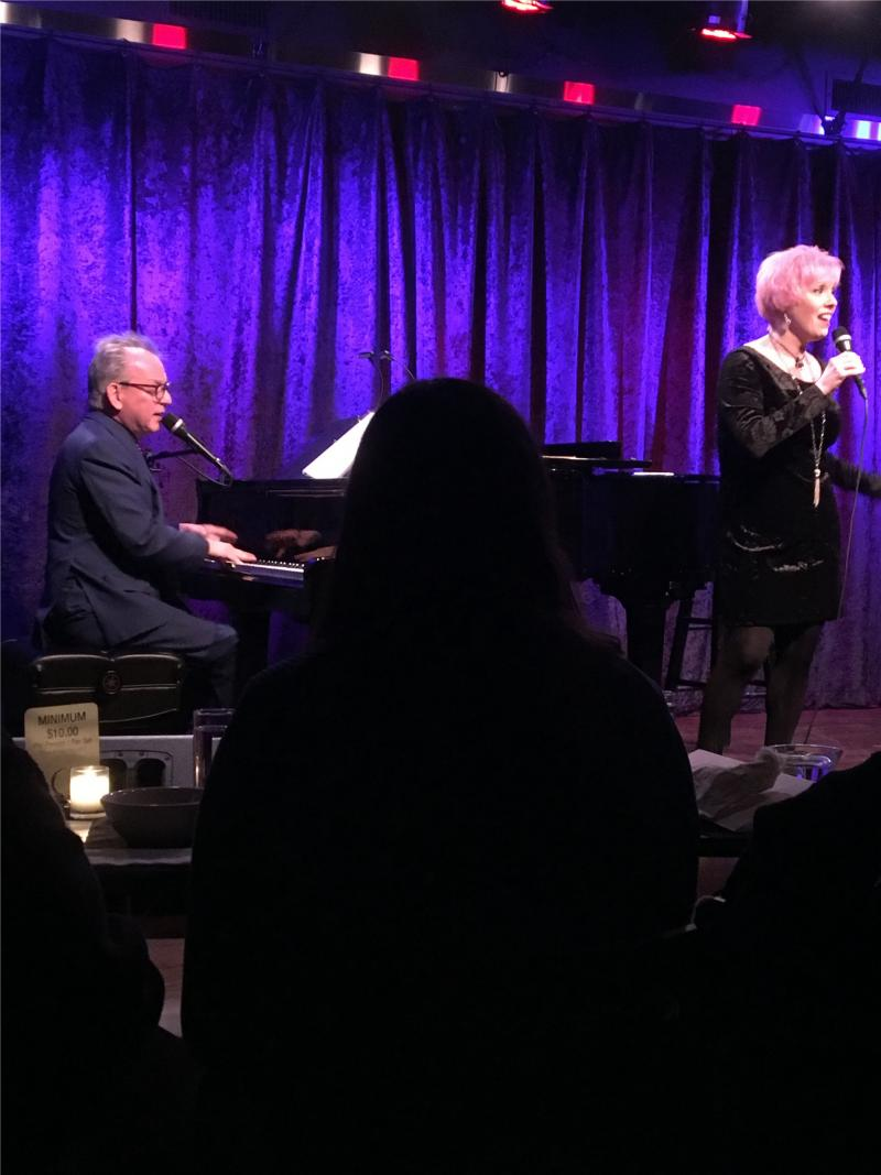 BWW Review: MICHAEL & MARDIE…AND OTHER DELIGHTS at The Birdland Theater Is A Lot Of Other And Not So Many Delights.