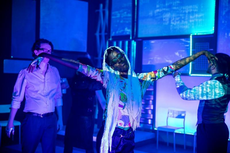 BWW Review: CLICK Envisions the Future of #MeToo at The VORTEX