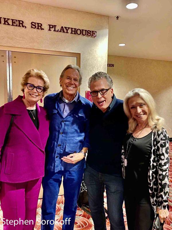 Jane Rothchild, Bill Boggs, Billy Stritch, Eda Sorokoff Photo