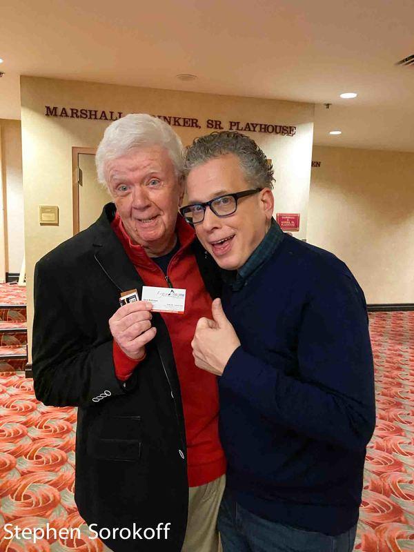 Dick Robinson, Legends Radio & BIlly Stritch Photo