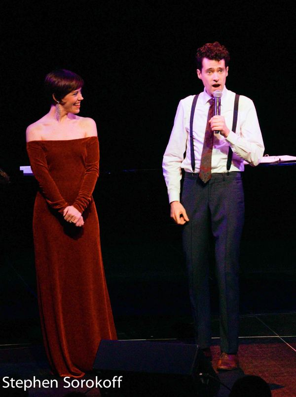 Carole J. Bufford & Liam Forde Photo