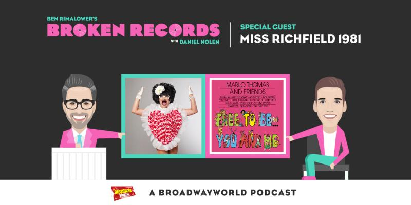 BWW Exclusive: Ben Rimalower's Broken Records with Special Guest, Miss Richfield 1981!