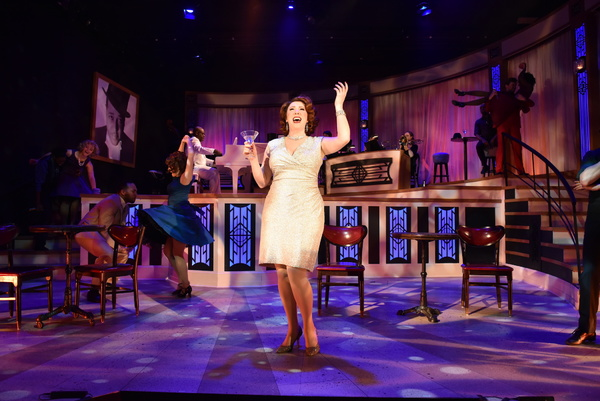 Photo Flash: Porchlight Music Theatre's SOPHISTICATED LADIES Opens Tomorrow Night