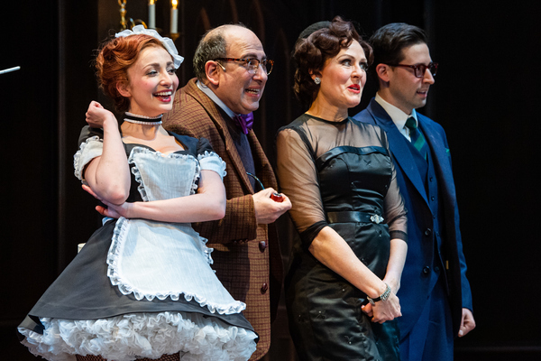 Photo Flash: Get a First Look at Production Photos of CLUE: A NEW COMEDY Starring John Treacy Egan and More