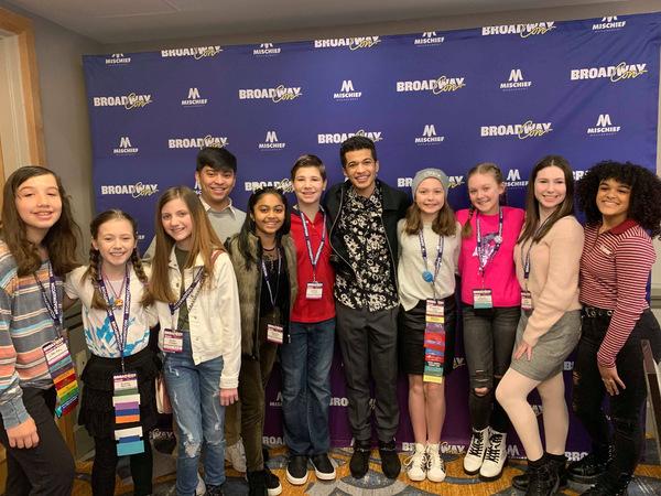 Photos: Go Behind the Scenes of BroadwayCon 2020!