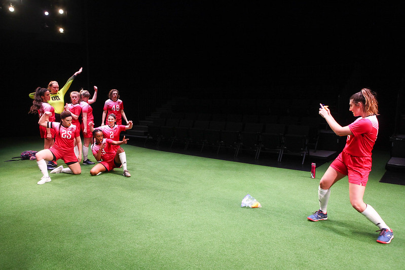 BWW Review: Syracuse Stage Presents THE WOLVES at the Storch Theater
