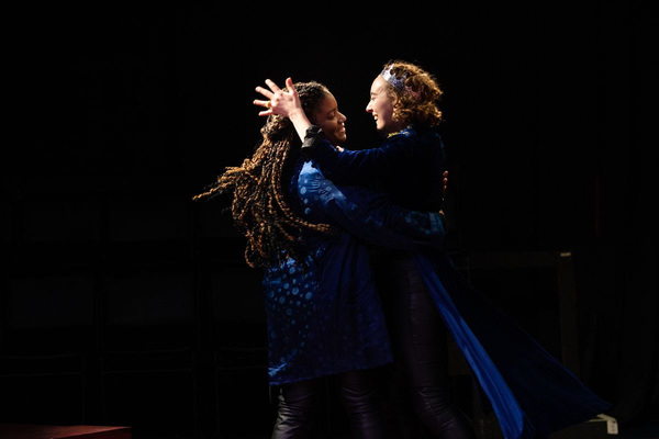 Photo Flash: The Burbage Theatre Co. Presents EDWARD II