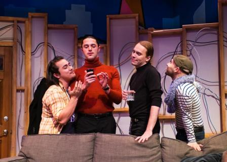 BWW Review: YOU'LL CATCH FLIES at New Conservatory Theatre Center