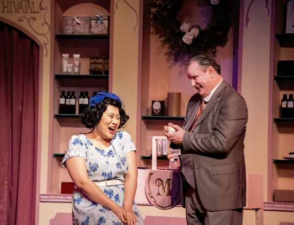 Photo Flash: South Bay Musical Theatre Presents SHE LOVES ME