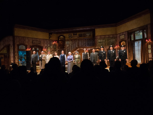 Photo Coverage: Curtain Call And Press Night Celebration of ARSENIC AND OLD LACE At La Mirada Theatre