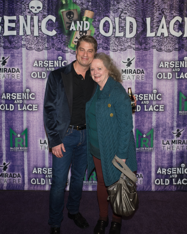 Photos: Curtain Call And Press Night Celebration of ARSENIC AND OLD LACE At La Mirada Theatre