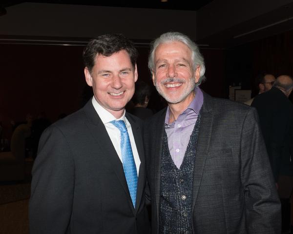 B.T. McNicholl and Michael Arabian Photo