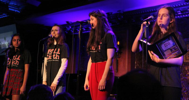 BWW Review: HELL ON EARTH-A NEW MUSICAL (ABOUT MIDDLE SCHOOL) At Feinstein's/54 Below Delivers Grown-up Entertainment Out Of The Mouths Of Babes!