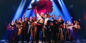 BWW Review: LES MISERABLE IN ZURICH at Theater 11 Zurich Photo