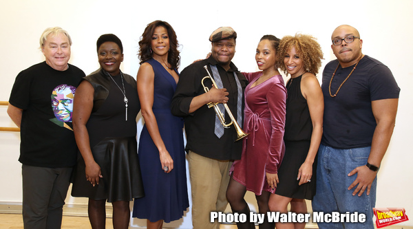 Christopher Renshaw, Darlene Hope, Nicole Henry, Juson Williams, Dionne Figgins, Lana Gordon and Aurin Squire