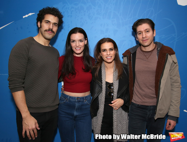 Photo Coverage: Meet the Cast of The New Group's BOB & CAROL & TED & ALICE