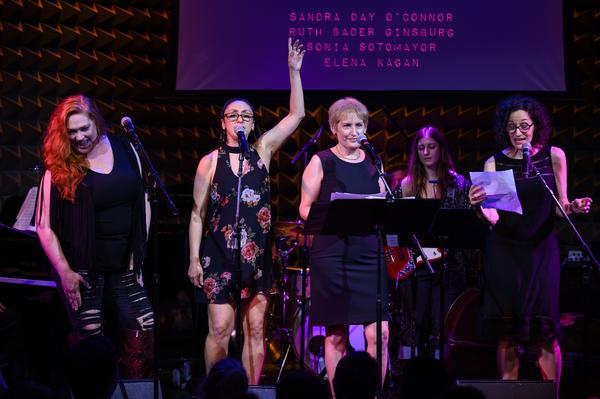 Photo Flash: LaChanze, Liz Callaway & More Unite for Carmel Dean's WELL-BEHAVED WOMEN