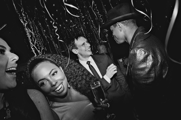 Adrienne Warren, Cory Michael Smith, and Jeremy Pope  Photo