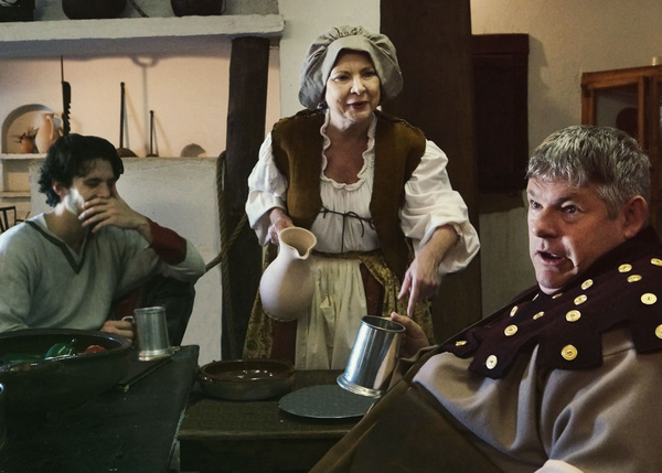 Photos: First Look At Orlando Shakes' HENRY IV, PART II