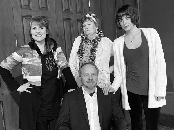 Photo Flash: Take a Look at Rehearsal Photos From A DOLL'S HOUSE, PART 2 at Salt Lake Acting Company