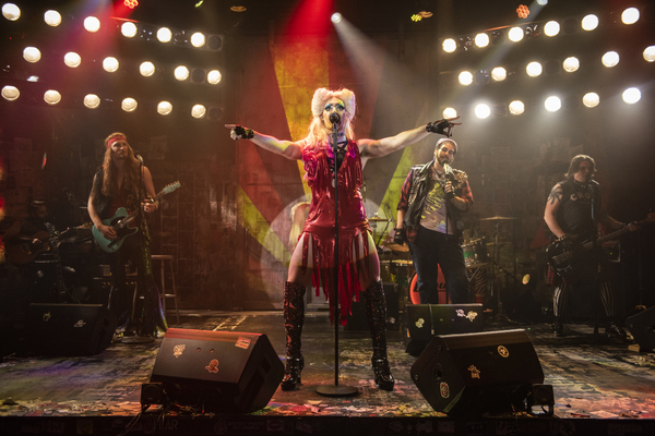 Photo Flash: Check Out Production Photos of Milwaukee Rep's HEDWIG AND THE ANGRY INCH