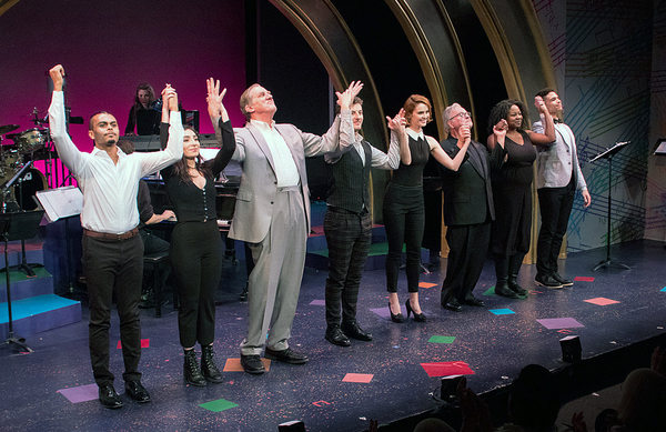 Photos: The York Theatre Company Celebrates 50 Years with a CELEBRATION