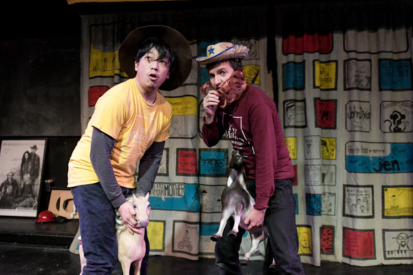 Photo Flash: PlayMakers Laboratory Presents THAT'S WEIRD, GRANDMA: Travels Through Time