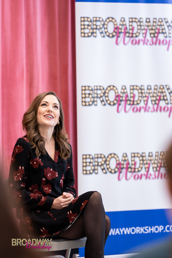 Laura Osnes Photo
