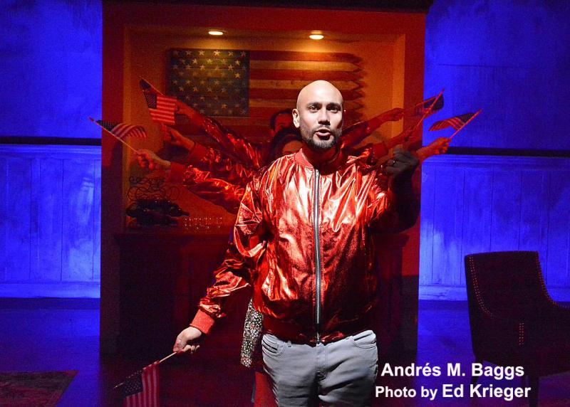 BWW Interview: Actor/Director Michael A. Shepperd Stepping Off-Stage to WEST ADAMS