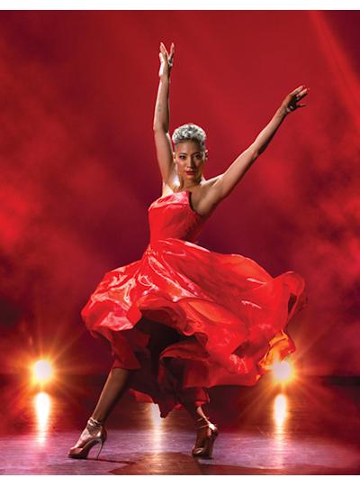 BWW Interview: STRICTLY's Karen Hauer Talks New Stage Show FIREDANCE LIVE