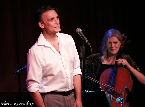 Photo Flash: Cellist Mairi Dorman-Phaneuf Celebrates Robert Burns Night At Birdland!