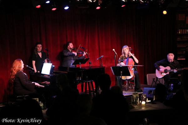 Katie Thompson, Maddy Kearns, Joel Waggoner, Mairi Dorman-Phaneuf, Steve Gibb Photo