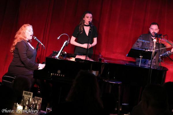 Katie Thompson, Maddie Kearns, Joel Waggoner Photo
