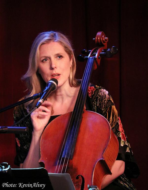 Photos: Cellist Mairi Dorman-Phaneuf Celebrates Robert Burns Night At Birdland!
