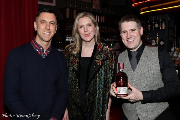 Jared Wild, Mairi Dorman-Phaneuf, Andrew Weir Photo